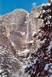 The Seasons of Yosemite, A Photographer's Guide - Yvonne Buff